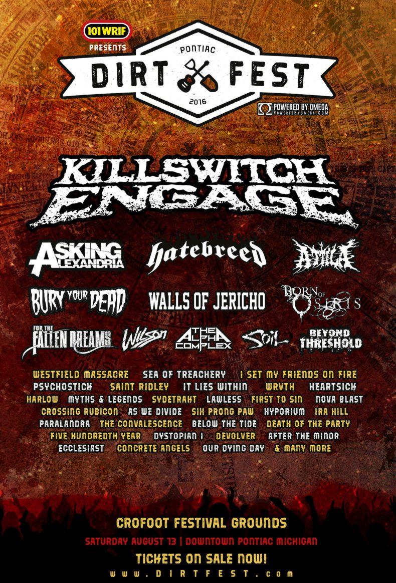 Dirt Fest 2016Preview