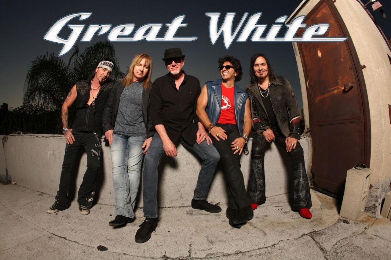 Great White Interview