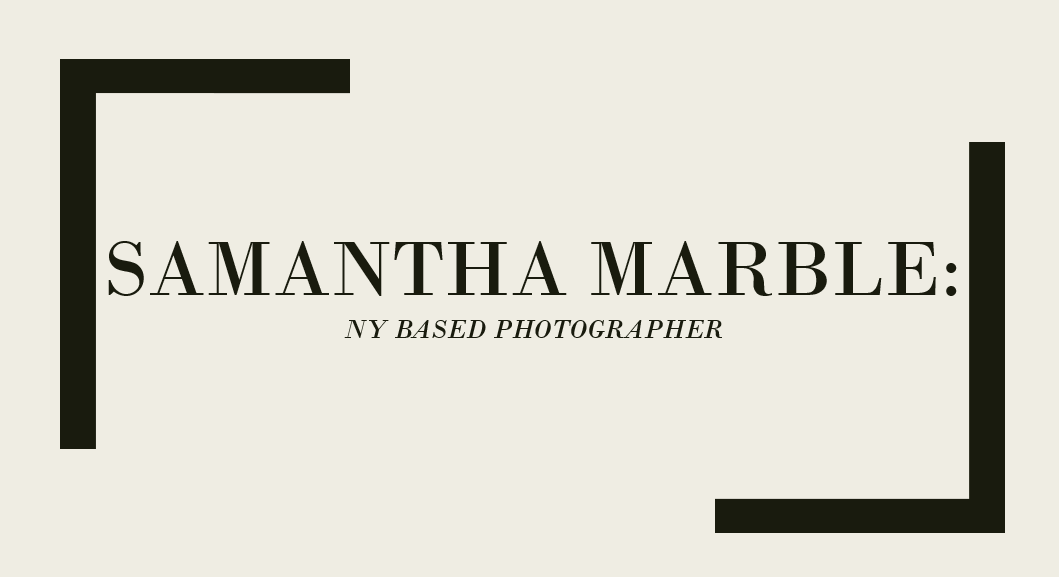 Interview: Samantha Marble (NY based freelance concert photographer)