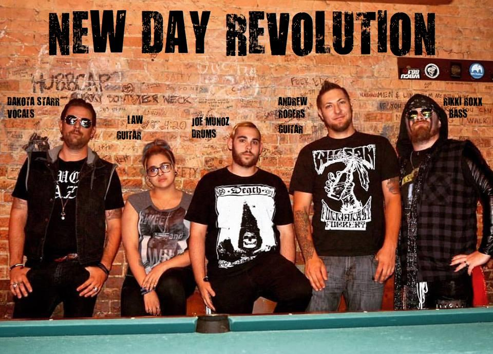 New Day Revolution: Ready to Rock