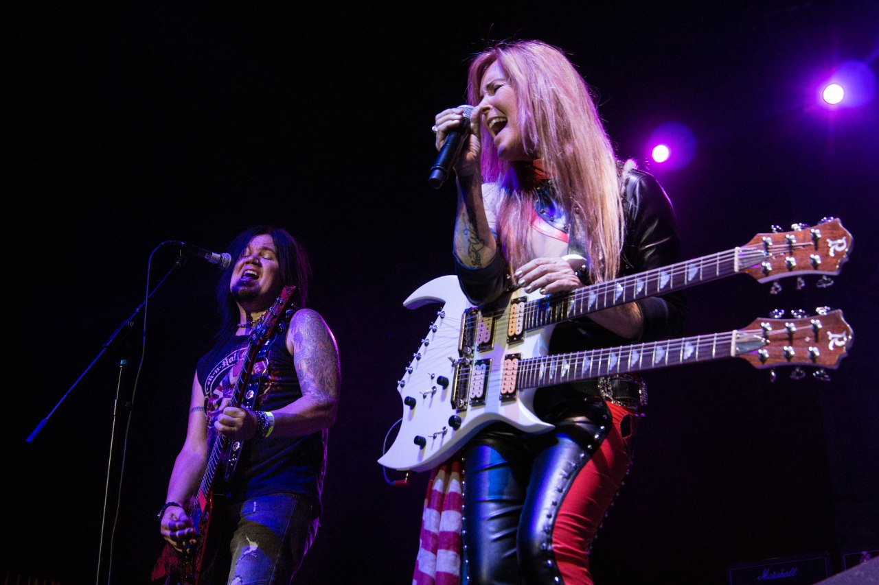 Lita Ford: Motor City Rock Out!