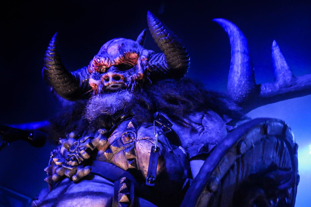 The Gore, Core, Metal and More Tour! (GWAR)