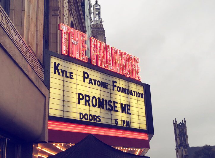 The Kyle Pavone Promise Me TributeShow