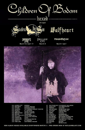 Children Of Bodom / Swallow TheSun
